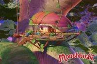 Monchhichi maison dans les arbres Deluxe-Image 2