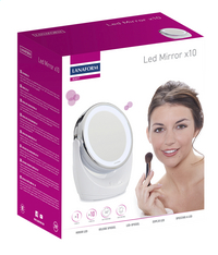 Lanaform Miroir grossissant Led Mirror LA131004-Côté gauche