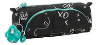 Kipling pennenzak Cute Girl Doodle-Linkerzijde