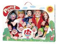 12 marionettes Blanche-Neige et les 7 Nains-Avant