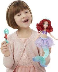 Poupée mannequin  Disney Princess Ariel Bulles enchantées-Image 1