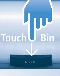 Brabantia broodtrommel Touch Bin large-Artikeldetail