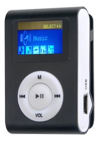 Difrnce lecteur MP3 MP855 4 Go noir-Côté droit