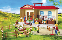 Playmobil Country 4897 Meeneemboerderij-Afbeelding 1