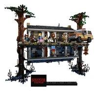 LEGO Stranger Things 75810 La maison dans le monde à l'envers-Avant