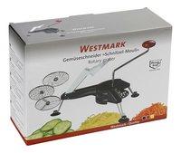 Westmark Coupe-fruits/légumes Schnitzel mouli-Côté gauche
