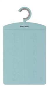 Brabantia Vouwplankje voor wasgoed mint-Vooraanzicht