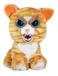 Peluche Feisty Pets Orange Cat 20 cm-Détail de l'article
