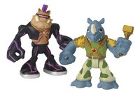 Set Les Tortues Ninja Half-Shell Heroes Bebop & Rocksteady