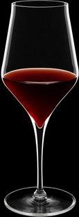 Luigi Bormioli 6 verres à vin rouge Supremo 45 cl-Image 1