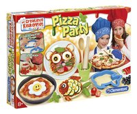 Clementoni De creatieve keukenpiet: Pizza Party-Vooraanzicht