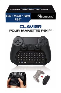 Subsonic clavier pour manette PS4