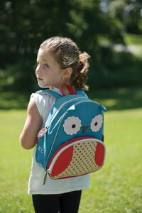 Skip*Hop sac à dos Zoo Packs hibou-Image 2