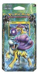 Pokémon Trading Cards  Ex Soleil & Lune 8 Starter - Raikou-Avant