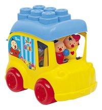 Clementoni Clemmy bus scolaire avec briques Bumba