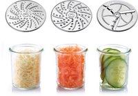 Westmark Coupe-fruits/légumes Schnitzel mouli-Image 1