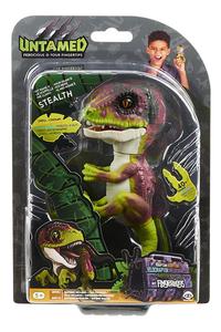 WowWee interactieve figuur Fingerlings Untamed Velociraptor Stealth-Vooraanzicht