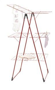 Brabantia Séchoir-tour avec 3 surfaces d'étendage passion red-Image 1