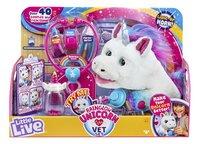 Peluche interactive Little Live Pets Rainglow Unicorn Vet Set-Avant