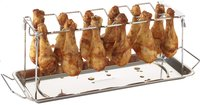 Barbecook support pour ailes de poulet