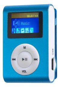 Difrnce mp3-speler MP855 4 GB blauw-Rechterzijde