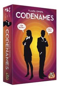 Codenames-Vooraanzicht