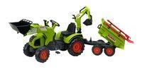 Falk tractor Claas Axos 330