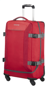 American Tourister Reistas op wieltjes Road Quest Spinner solid red