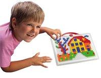 Quercetti mosaïques Fanta Color portable large 300 pièces-Image 1