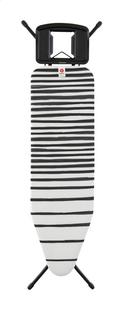 Brabantia Planche à repasser Fading Lines noir/blanc B pour fer à vapeur-Détail de l'article