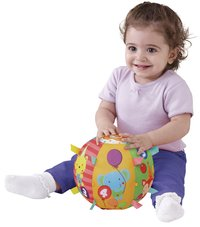 VTech Baby Knuffel & Leer bal-Afbeelding 1