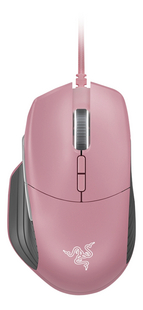 Razer Basilisk Chroma Gaming Mouse Quartz roze-Bovenaanzicht