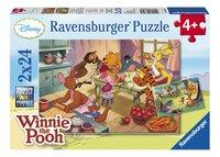 Ravensburger puzzel 2-in-1 Bakken en feesten met Winnie
