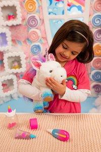 Peluche interactive Little Live Pets Rainglow Unicorn Vet Set-Image 5