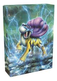 Pokémon Trading Cards  Ex Soleil & Lune 8 Starter - Raikou-Côté gauche