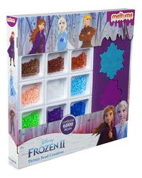 Perles à repasser Disney La Reine des Neiges II - 6000 pièces-Côté gauche