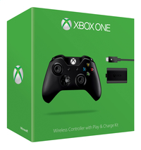 XBOX One manette sans fil Langley + Play & Charge Kit