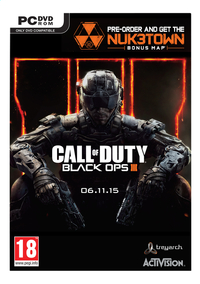 PC Call of Duty: Black Ops III FR/ANG-Détail de l'article