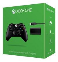 XBOX One draadloze controller Langley + Play & Charge Kit-Rechterzijde