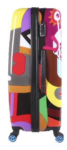 Saxoline Harde reistrolley Fauvism 80's chic Spinner 77 cm-Rechterzijde