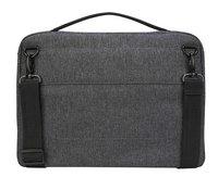 Targus mallette pour laptop Groove X2 13/ Charcoal-Avant