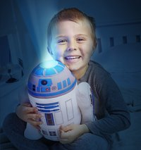 Veilleuse Go Glow Star Wars R2-D2-Image 1