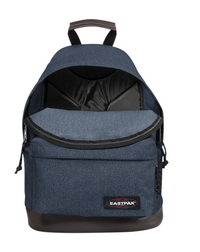 Eastpak rugzak Wyoming Double Denim-Artikeldetail