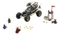 LEGO Ninjago 70589 Rock Roader-Vooraanzicht