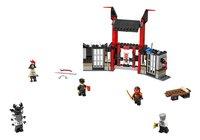LEGO Ninjago 70591 L'évasion de la prison de Kryptarium-Avant