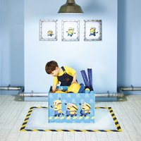 Hello Home Boîte de rangement Minions Tidy up Time-Image 2