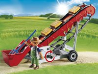 Playmobil Country 6132 Mobiele transportband-Afbeelding 1