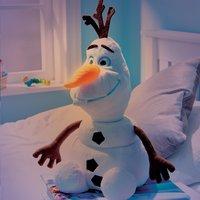 Veilleuse Go Glow Disney La Reine des Neiges Olaf-Image 1