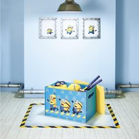 Hello Home Boîte de rangement Minions Tidy up Time-Image 1