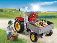 Playmobil Country 6131 Tractor met laadbak-Afbeelding 1